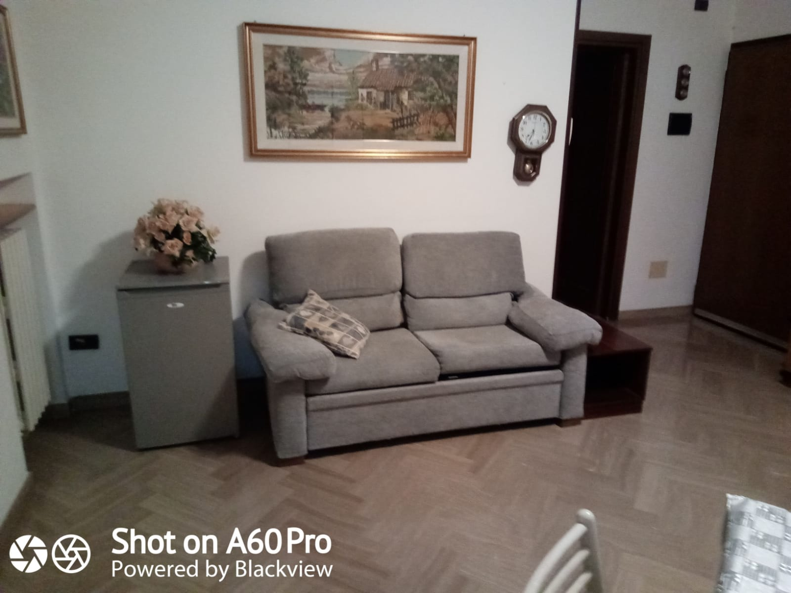 aam 561 Bivano Via Prov.Lecce/Small Flat with car space Br Town